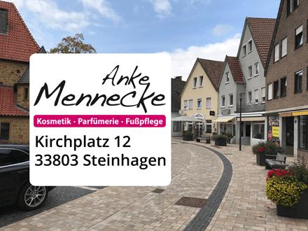 Parfümerie Anke Mennecke Das Geschäft Kirchplatz 12 Steinhagen