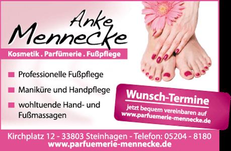Fusspflege bei Anke Mennecke