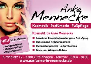 Parfümerie Anke Mennecke Immer die neuesten und schönsten Düfte